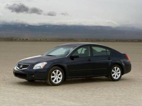 2007 Nissan Maxima for sale at BuyFromAndy.com at Hi Lo Auto Sales in Frederick MD