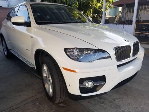 2011 BMW X6 for sale at Ournextcar/Ramirez Auto Sales in Downey CA