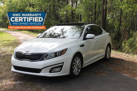 2015 Kia Optima for sale at All About Price in Bunnell FL