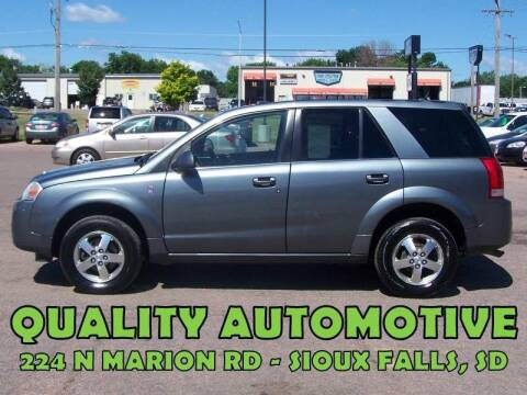 2007 Saturn Vue for sale at Quality Automotive in Sioux Falls SD
