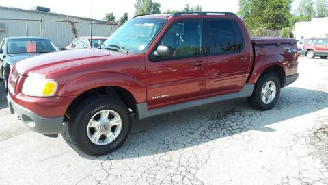2002 Ford Explorer Sport Trac for sale at BBC Motors INC in Fenton MO