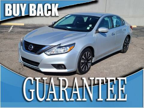 2018 Nissan Altima for sale at Reliable Auto Sales in Las Vegas NV
