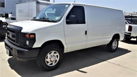 2014 Ford E-250 for sale at DOYONDA AUTO SALES in Pomona CA