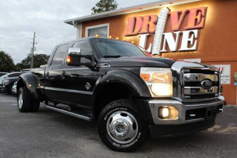 2012 Ford F-450 Super Duty for sale at Driveline LLC in Jacksonville FL