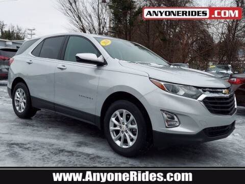 2020 Chevrolet Equinox for sale at ANYONERIDES.COM in Kingsville MD