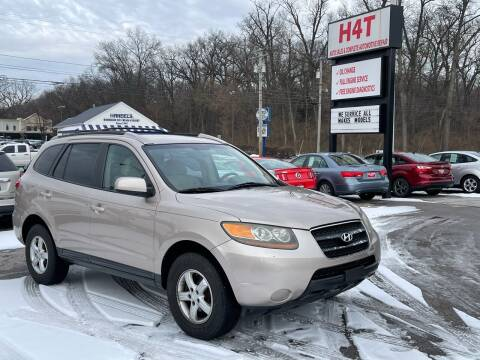 2007 Hyundai Santa Fe for sale at H4T Auto in Toledo OH