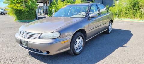 1999 Chevrolet Malibu for sale at Persian Motors in Cornelius OR