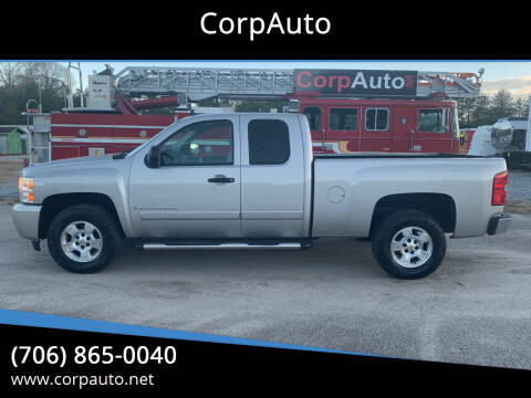 2008 Chevrolet Silverado 1500 for sale at CorpAuto in Cleveland GA