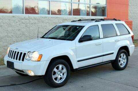 2008 Jeep Grand Cherokee for sale at Raleigh Auto Inc. in Raleigh NC