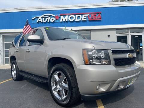 2007 Chevrolet Tahoe for sale at Auto Mode USA of Monee in Monee IL