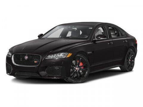 2017 Jaguar XF for sale at STG Auto Group in Montclair CA