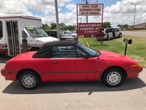 1992 Mercury Capri for sale at OKC CAR CONNECTION in Oklahoma City OK