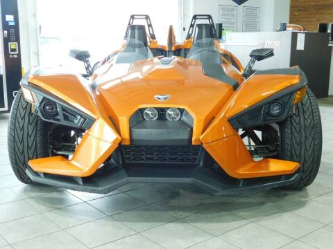 2015 Polaris Slingshot for sale at Twins Auto Sales Inc Redford 1 in Redford MI