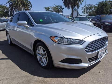 2016 Ford Fusion for sale at Convoy Motors LLC in National City CA