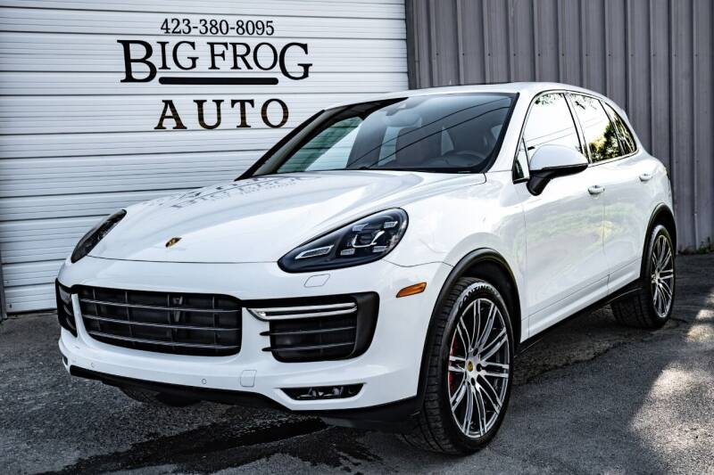 2015 Porsche Cayenne for sale at Big Frog Auto in Cleveland TN