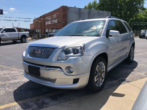 2012 GMC Acadia for sale at Butler's Automotive in Henderson KY