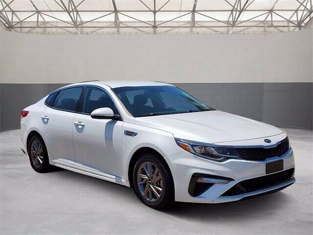 2020 Kia Optima for sale at Gregg Orr Pre-Owned Shreveport in Shreveport LA