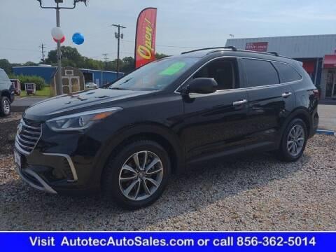 2018 Hyundai Santa Fe for sale at Autotec Auto Sales in Vineland NJ