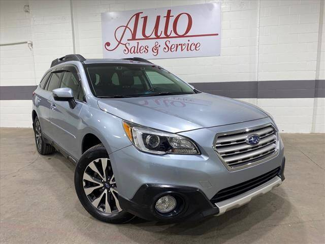 2016 Subaru Outback for sale at Auto Sales & Service Wholesale in Indianapolis IN