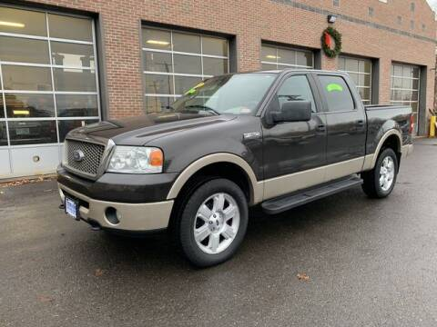 2007 Ford F-150 for sale at Matrix Autoworks in Nashua NH
