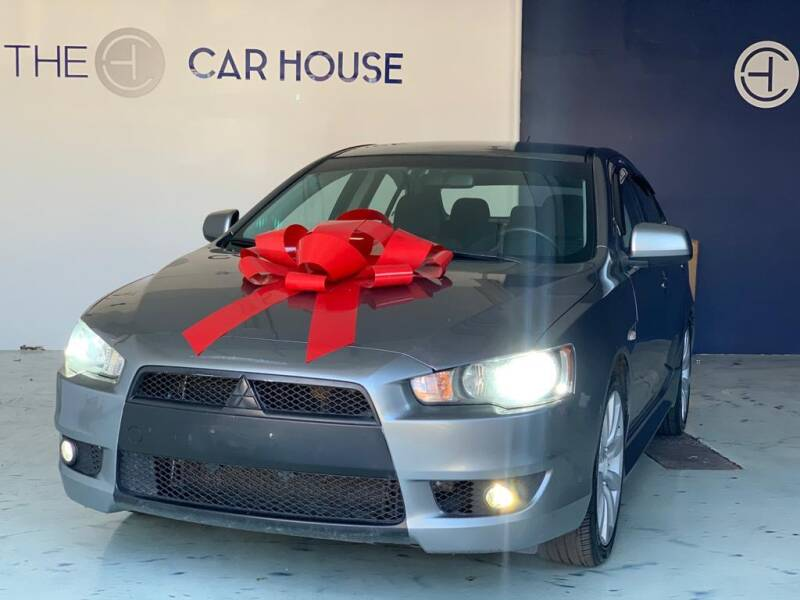 2012 Mitsubishi Lancer for sale at The Car House of Garfield in Garfield NJ