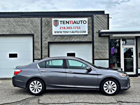 2015 Honda Accord for sale at Ten 11 Auto LLC in Dilworth MN