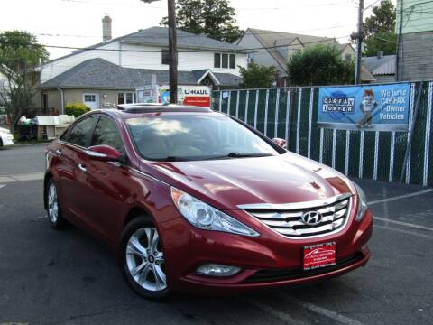 2013 Hyundai Sonata for sale at The Auto Network in Lodi NJ