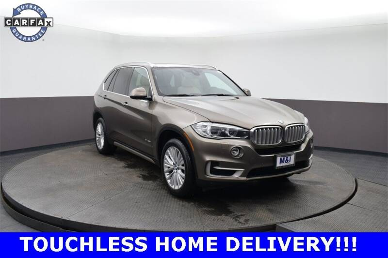 2017 BMW X5 for sale at M & I Imports in Highland Park IL