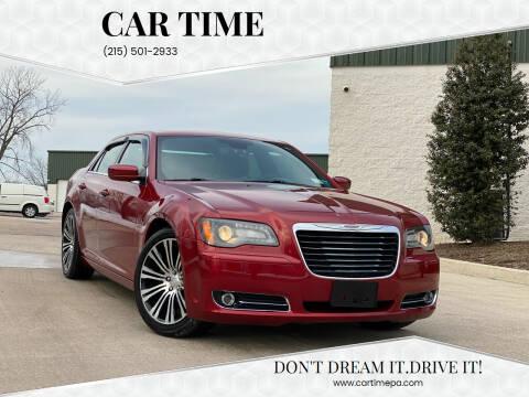 2012 Chrysler 300 for sale at Car Time in Philadelphia PA