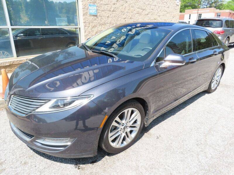 2014 Lincoln MKZ Hybrid for sale at 1st Choice Autos in Smyrna GA