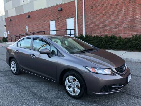 2015 Honda Civic for sale at Imports Auto Sales Inc. in Paterson NJ