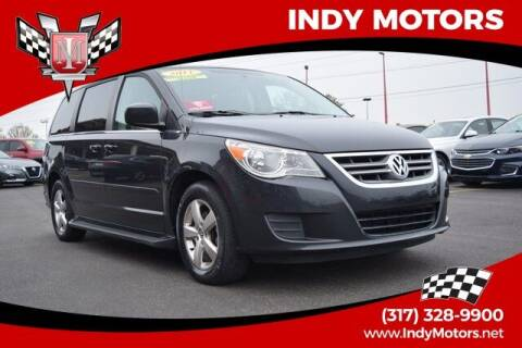 2011 Volkswagen Routan for sale at Indy Motors Inc in Indianapolis IN