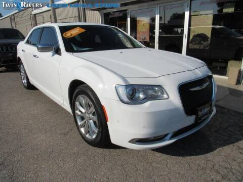 2019 Chrysler 300 for sale at TWIN RIVERS CHRYSLER JEEP DODGE RAM in Beatrice NE