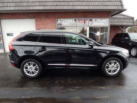2014 Volvo XC60 for sale at AUTOWORKS OF OMAHA INC in Omaha NE