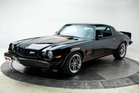 1977 Chevrolet Camaro for sale at Duffy's Classic Cars in Cedar Rapids IA