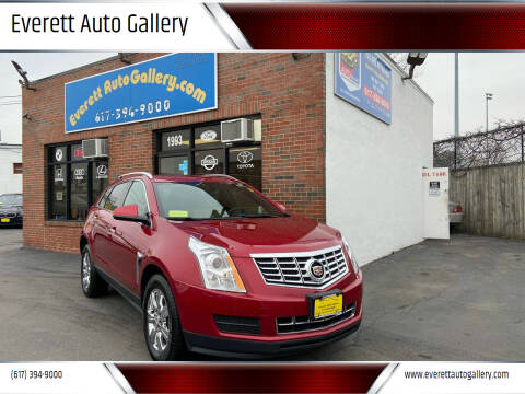 2015 Cadillac SRX for sale at Everett Auto Gallery in Everett MA