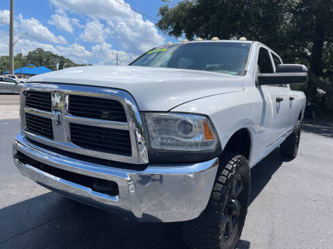2010 Dodge Ram Pickup 2500 for sale at Elite Florida Cars in Tavares FL