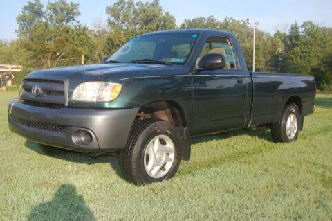 2003 Toyota Tundra for sale at New Hope Auto Sales in New Hope PA