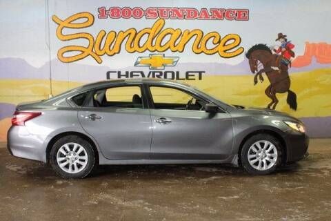 2018 Nissan Altima for sale at Sundance Chevrolet in Grand Ledge MI