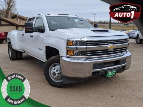 2017 Chevrolet Silverado 3500HD for sale at Street Smart Auto Brokers in Colorado Springs CO