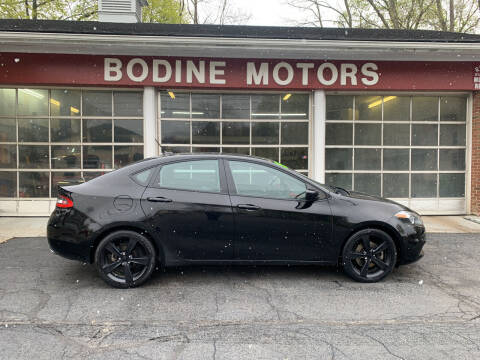 2015 Dodge Dart for sale at BODINE MOTORS in Waverly NY