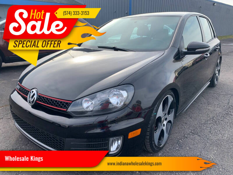 2013 Volkswagen GTI for sale at Wholesale Kings in Elkhart IN