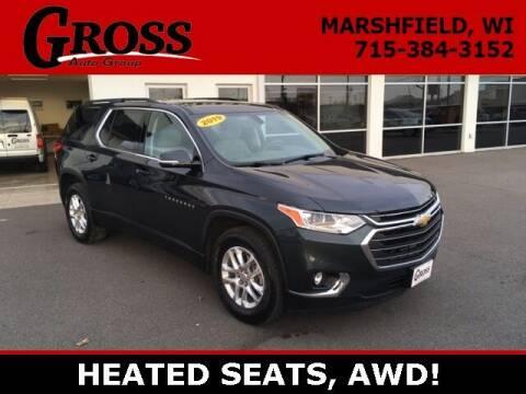 2019 Chevrolet Traverse for sale at Gross Motors of Marshfield in Marshfield WI