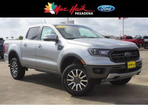 2021 Ford Ranger for sale at Mac Haik Ford Pasadena in Pasadena TX