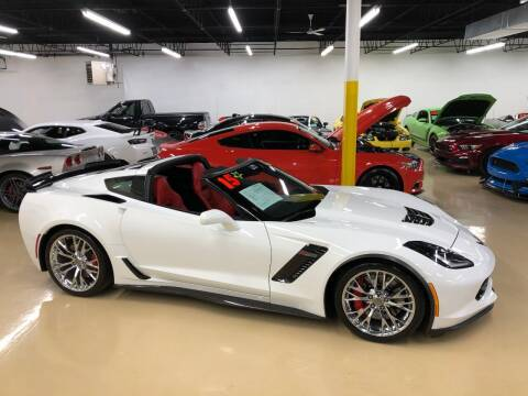 2015 Chevrolet Corvette for sale at Fox Valley Motorworks in Lake In The Hills IL