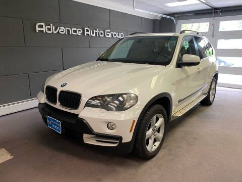 2008 BMW X5 for sale at Advance Auto Group, LLC in Chichester NH