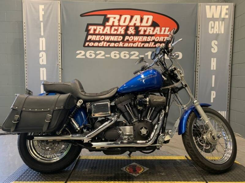 2001 Harley-Davidson® FXDX - Dyna® Super Glide& for sale at Road Track and Trail in Big Bend WI
