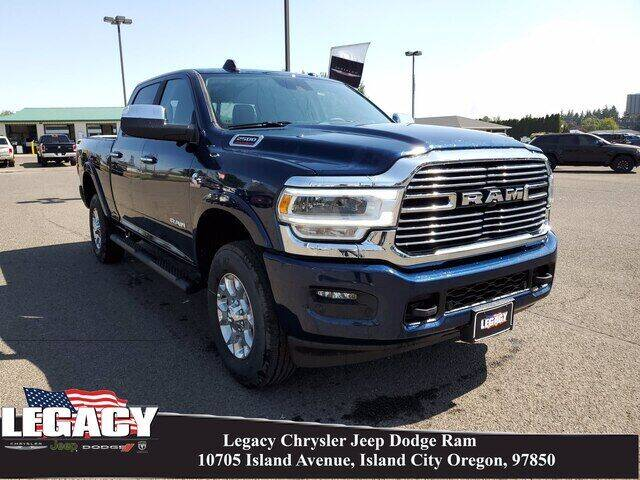 2021 RAM Ram Pickup 2500 for sale in Island City, OR