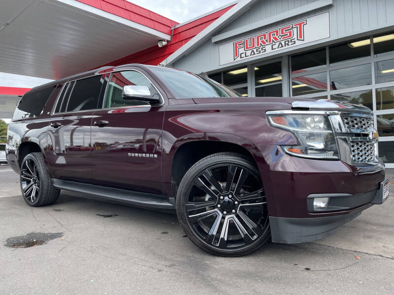 2017 Chevrolet Suburban for sale at Furrst Class Cars LLC in Charlotte NC