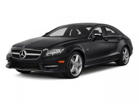 2014 Mercedes-Benz CLS for sale at TRAVERS GMT AUTO SALES - Traver GMT Auto Sales West in O Fallon MO